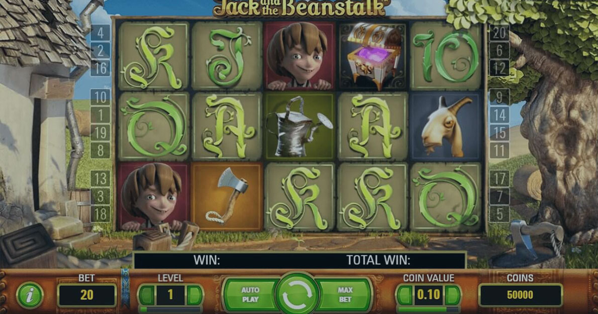 Jack and the Beanstalk Game Demo