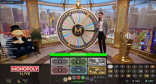 Play Poker live at 888Casino