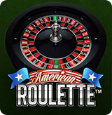 American Roulette by NetEnt Poster