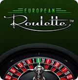 European Roulette by NetEnt Poster