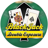 Double Exposure Blackjack Multihand by Play'n GO