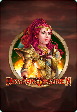 Dragon Maiden by Play'n GO poster