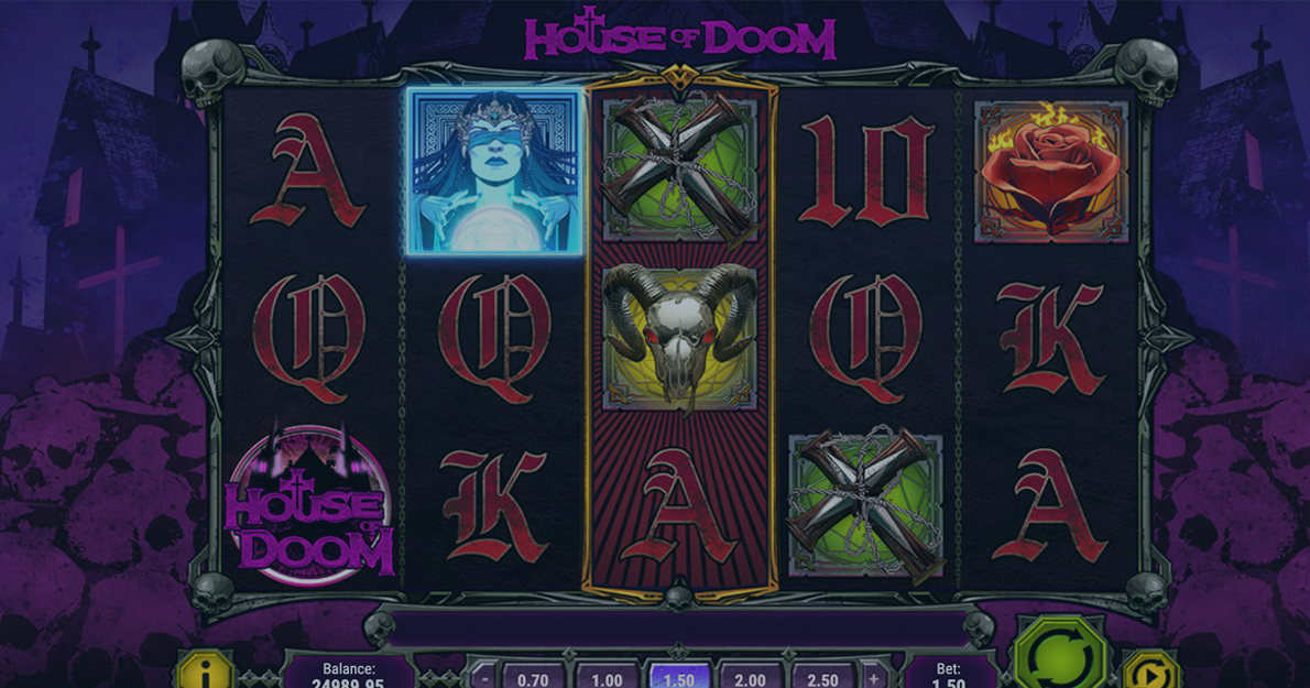 Play House of Doom demo version for free