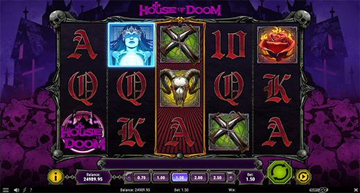 House of Doom in game preview 1