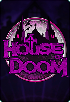 House of Doom game poster