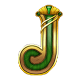 Legacy of Egypt Payout Table - symbol J