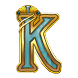 Legacy of Egypt Payout Table - symbol K