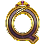 Legacy of Egypt Payout Table - symbol Q