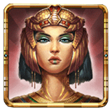 Legacy of Egypt Payout Table - symbol Queen