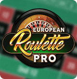 Play'n GO European Roulette Pro poster
