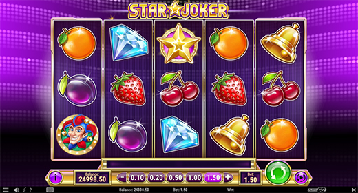 Star Joker game preview