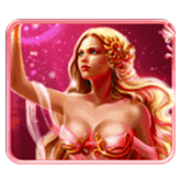 Age of the Gods Payout Table - symbol Aphrodite