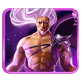 Age of the Gods Payout Table - symbol Hades