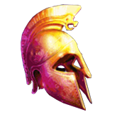 Age of the Gods Payout Table - symbol Helmet