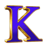 Age of the Gods Payout Table - symbol K