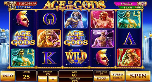 Age of the Gods in game preview 1