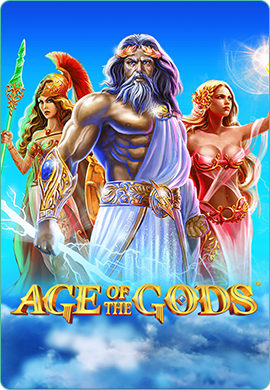 Age of the Gods game poster