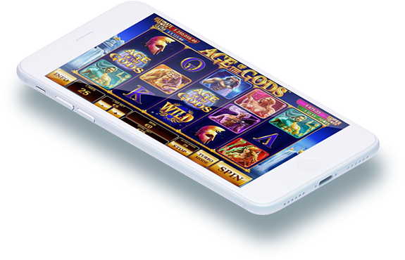 Age of the Gods mobile play