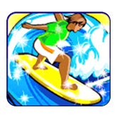 Beach Life payout table - symbol Surfer