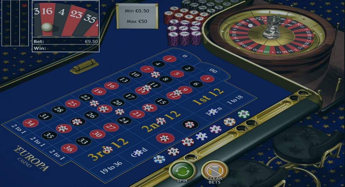 Play American Roulette by Playtech for free