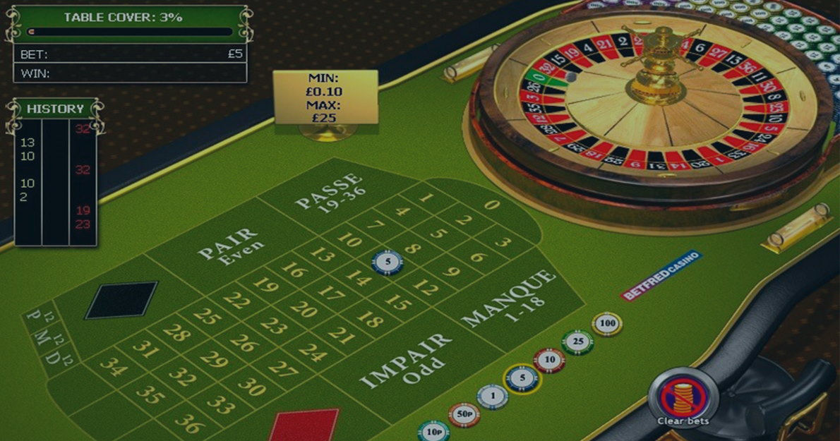 Play French Roulette by Playtech for free