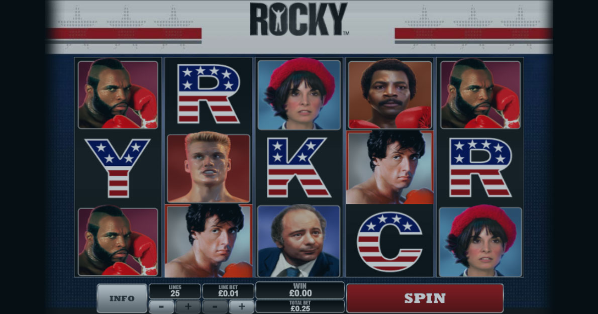 Play Rocky demo version for free