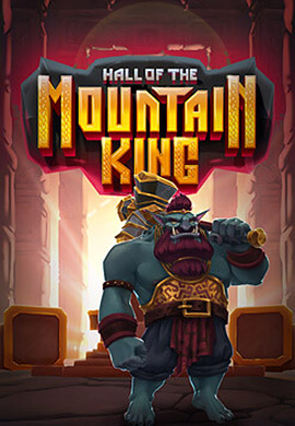 Hall of the Mountain King poster