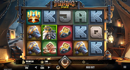 Mining Fever game preview