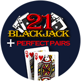Blackjack Perfect Pairs by RealTime Gaming