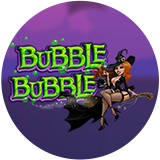 Bubble Bubble slot Logo