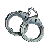 Cash Bandits Payout Table - symbol Handcuffs