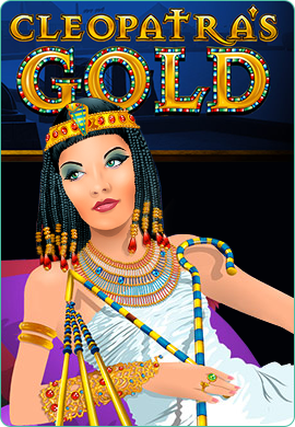 Cleopatra's Gold game poster