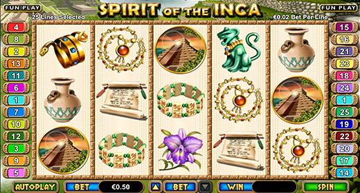 Spirit of the Inca in game preview