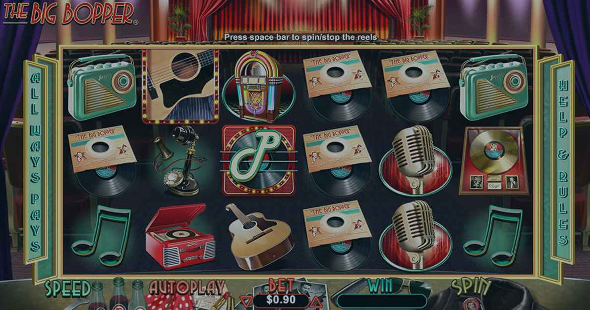 Play The Big Bopper slot demo version for free