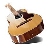 The Big Bopper payout table - symbol Guitar