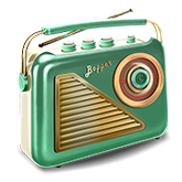 The Big Bopper payout table - symbol Radio