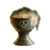 Voodoo Magic Payout Table - symbol Poison