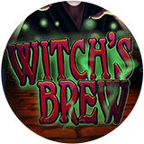 Witch's Brew slot Logo