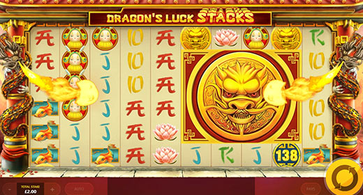 Dragon's Luck Power Reels game preview