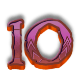 Book of Truth Payout Table - symbol 10