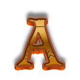 Book of Truth Payout Table - symbol Ace