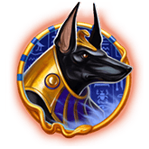Book of Truth Payout Table - symbol Anubis