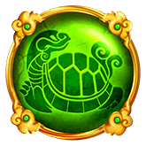 9 Lions Payout Table - symbol Turtle