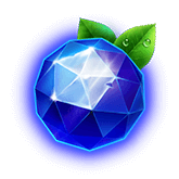 Clover Lady Payout Table - symbol Blueberry