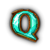 Clover Lady Payout Table - symbol Q