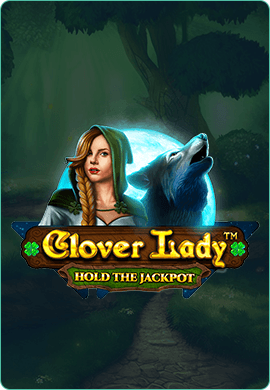 Clover Lady poster