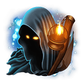 Power of Gods™: Hades Payout Table - symbol Charon