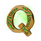 Power of Gods™: Hades Payout Table - symbol Q