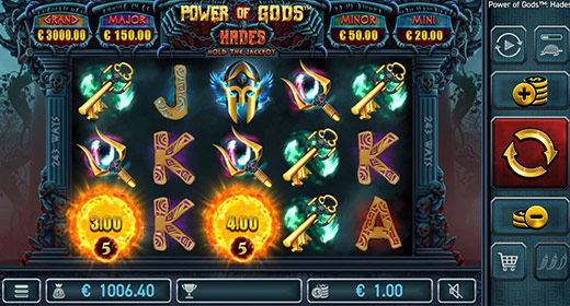 Power of Gods™: Hades game preview