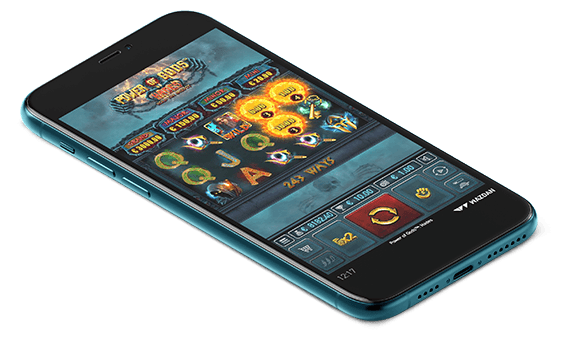 Power of Gods: Hades slot mobile play